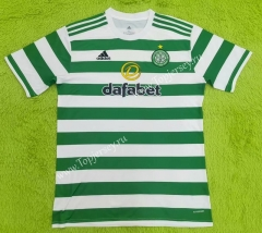 2021-2022 Celtic Home White&Green Thailand Soccer Jersey AAA-C2128