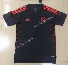 2021-2022 Flamengo Black Thailand Soccer Training Jersey-908