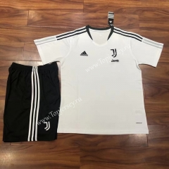 2021-2022 Juventus White Soccer Uniform-QY