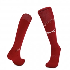 Pumas Red Soccer Normal Socks