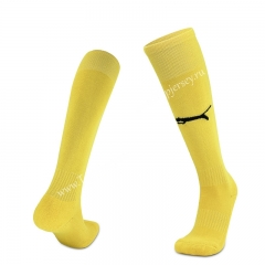 Pumas Yellow Soccer Normal Socks