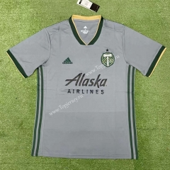 2021-2022 Special Version Portland Timbers Gray Thailand Soccer Jersey AAA-403