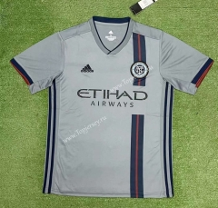 2021-2022 Special Version New York City Gray Thailand Soccer Jersey AAA-403