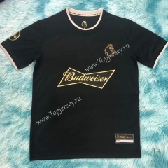 2021-2022 Premier League Hall of Fame Black Thailand Soccer Jersey AAA