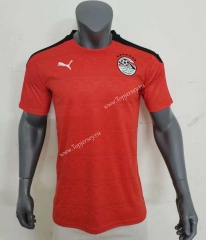 2021-2022 Egypt Home Red Thailand Soccer Jersey AAA-416