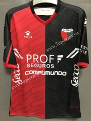 2021-2022 Colón Home Red&Black Thailand Soccer Jersey AAA-AY